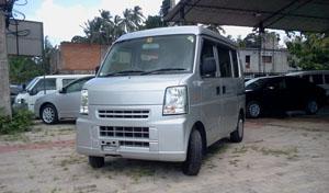 Mazda Scrum Van 2008